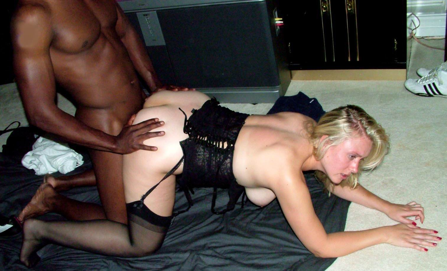Wife interracial porn