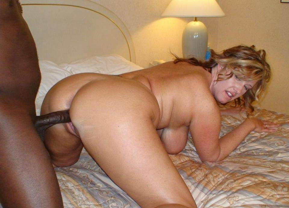 Interracial amatuer homevideo