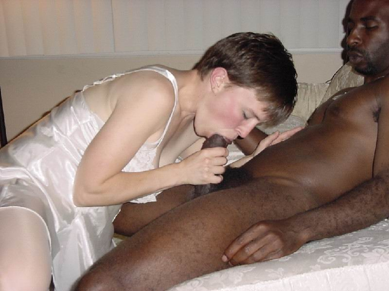 Huge Black Cock Interracial Mouth Fuck 49