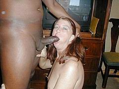 white chicks punished with big black cocks from Homemade Interracial Sex