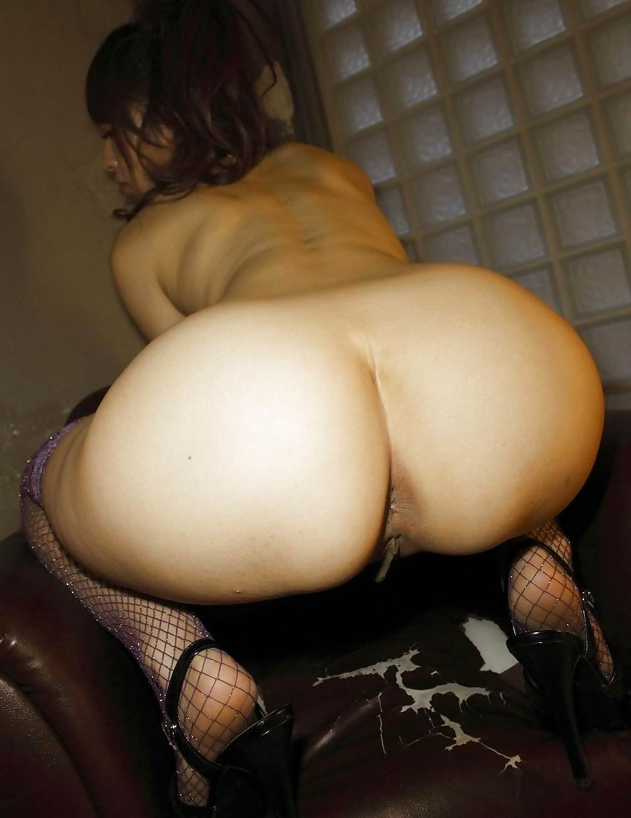 Huge ass asians